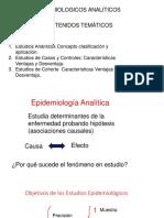 Epidemiologicos Analiticos