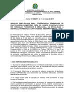 001 Programa Institucional CAX 0822019