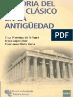Cruz Martínez de la Torre, Jesús López Díaz, Constanza Nieto Yusta - Historia del arte clásico en la antigüedad (2010, Centro de Estudios Ramón Areces, UNED).pdf