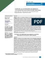 Caraterizacion de Las Anteciones de Pacienes en Medicina Complementaria en Essalud Peru