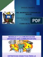 3. Mensaje y Comunicacion
