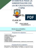 CLASE Nº1 Estadistica I Callao