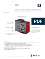 Trio11 Be Specification Sheet