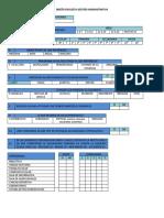 Diseño de Encuesta - Gestión Administrativa