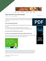 Java Concepts Explained Part 7