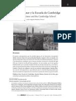 Quentin Skinner y La Escuela de Cambridge