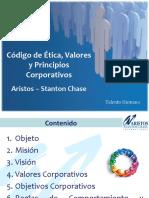 Código de Valores y Ética Panamá.ppt