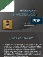 Diapositivas Privacidad y Confidencialidad (1)