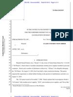 Streak Prods. v. Antec Patent