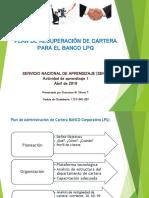 Presentacion Plan de Recuperación de Cartera Banco Corporativo LPQ.pptx