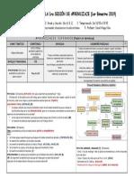 1raSesión (Del 11-03 Al 15-03)Matemática2do