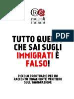 Tutto quello che sai sugli immigrati è falso