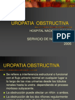 uropatia obstructiva