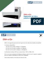 Presentacion IDM+ QUALITROL