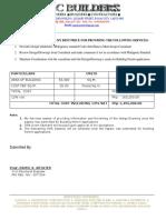 Degign Guidelines Quotations