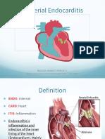 Bacterial Endocarditis