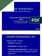 Bbc215 Slide Infeksi Nosokomial