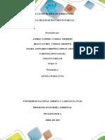 Paso 4 Realizar Documento Parcial Grupo 31