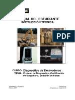 Material Del Estudiante - Manual Diagnostico Excavadoras