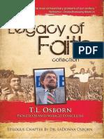Legacy of Faith_ T.L. Osborn - T.L. Osborn.epub