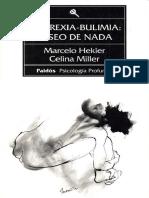 Anorexia-Bulimia. Deseo de nada [Marcelo Hekier & Celina Miller].pdf