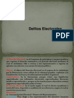 Ley Organiza de Elecciones