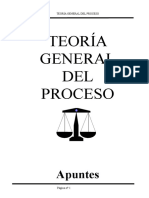 TeoriaGeneral Del Proceso