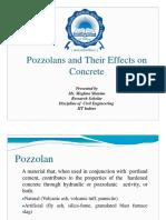 Pozzolans PPT (Meghna)