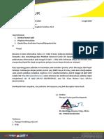 Surat Undangan ACLS