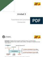 Unidad 3 Conversion