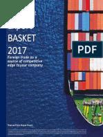 Export Basket 2017 Completed