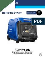 IGen4500 Manual Web