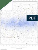 Constellations Map Gal110111