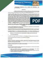 Manuales de Funciones Empleados Públicos