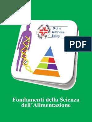 elenco di alimenti dietetici a basso residuo pdf