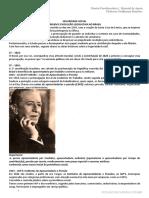 1Focus-Concursos-DIREITO PREVIDENCIÁRIO -- Seguridade Social- Origem e Evolução Legislativa Brasil - Parte I