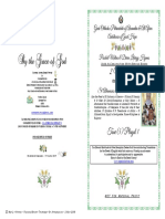 2019 - 2 May -Matlit-pascha -Bright Thursday - St Athanasios of Alexandria