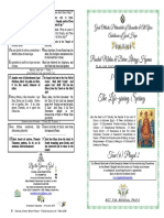 2019-3 May-paschal Mat & Div Lit Hymns - Bright Friday - Source of Life