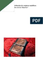 Necronomicon en Honduras