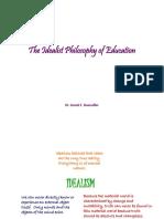 Philedu2014 03 Idealism