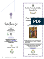 2019-5 May-paschal Vespers -2 Pascha - St Thomas-st Irene