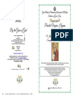 2019 -8 May-festal Vespers Hymns - St John the Beloved Apostle
