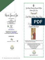 2018 - 8 May-mat-div Lit Hymns - St John Divine Theologian Apostle Evangelist