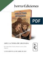 Novedad Cascaborra ediciones abril 2019