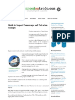 Demurrage and detention Importing.pdf