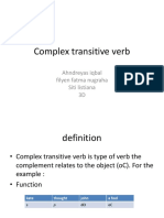 Complex transitive verb.pptx