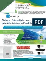 Oferta Fotovoltaice Afm