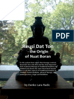 Reusi Dat Ton the Origin of Nuat Boran by Danko Lara Radic