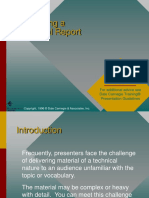 Technical report