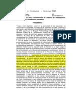 Memorandum Del Ministerio Publico 178-2003